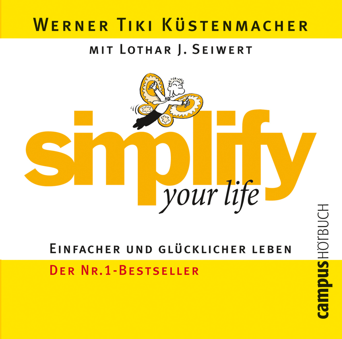 simplify your life ein audio book von werner tiki. Black Bedroom Furniture Sets. Home Design Ideas